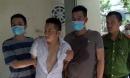 Bắt gã trai tàng trữ hơn 200 lọ ma túy 'nước biển'