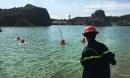 1 học sinh đuối nước ở hồ sâu từng khai thác đá