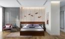 Thiết kế phòng ngủ theo phong thủy, vợ chồng hạnh phúc viên mãn bên nhau tới đầu bạc răng long