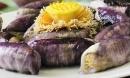Tranh thủ cuối mùa sen, vợ quyết không bỏ phí vào bếp làm món chả cánh sen ngon đúng chuẩn người Hà Nội