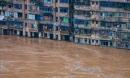 CGTN: Mưa lũ Trung Quốc có nơi vượt đỉnh 'đại hồng thủy' năm 1998