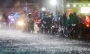 Miền Bắc sắp bước vào đợt mưa lớn kéo dài nhiều ngày