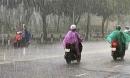 Bắc Bộ có mưa rào và dông diện rộng