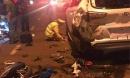 Xe máy tông đuôi ôtô đậu ven đường, hai thanh niên tử vong tại chỗ
