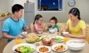 Thời gian ăn sáng, trưa, tối giúp bạn trường thọ