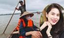 """Thủy Tiên quyên góp được hơn 30 tỷ, tiết lộ khoảnh khắc """"hoảng loạn khi nước tràn mạnh vào thuyền"""""""