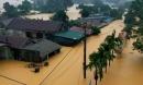 Quảng Trị: Mưa như trút nước, nhiều thủy điện ở miền núi vượt tràn từ 3 - 4 m