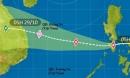 Bão số 9 có thể gây ra gió mạnh tới cấp 13-14, nhiều khả năng là cơn bão mạnh nhất từ đầu năm đến nay