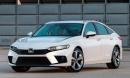 Xem trước Honda Civic hoàn toàn mới: Già dặn hơn, thi độ đẹp với Mazda3