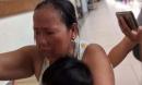 Bắt tạm giam người mẹ ruột tát con chấn thương sọ não ở Sài Gòn