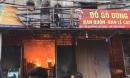 Hà Nội: Hỏa hoạn kinh hoàng thiêu rụi nhiều nhà xưởng sản xuất đồ gỗ