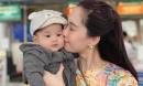Đặng Thu Thảo chính thức công khai gương mặt con trai thứ 2 bằng khoảnh khắc cực đáng yêu