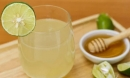 3 thời điểm vàng uống nước chanh mật ong giúp thải độc nội tạng, tăng đề kháng cho cơ thể