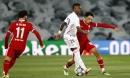 'Thần đồng' Vinicius lập cú đúp, Real Madrid đặt một chân vào bán kết Champions League
