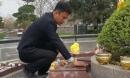 Con gái 8 tuổi mắc ung thư qua đời, bố xin làm việc ở nghĩa trang để 'bên cạnh con dù ở đâu'