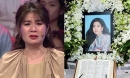 Kha Ly bật khóc: 'Mai Phương không có một đám tang trọn vẹn, xót xa lắm'