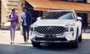 Hyundai Santa Fe 2021 cập bến Indonesia, chờ ngày về Việt Nam