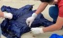 Phát hiện bộ xương người không nguyên vẹn sau 6 lớp áo ấm và áo phao