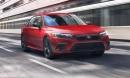Ra mắt Honda Civic 2022: Bản tốt nhất lịch sử, chỉ chờ ngày về Việt Nam