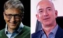 Điểm chung của 2 tỷ phú giàu bậc nhất thế giới Bill Gates và Jeff Bezos: Họ đều rửa bát mỗi tối và... ly hôn