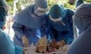 Có thêm 14 trường hợp dương tính với SARS-CoV-2 tại Bệnh viện Bệnh nhiệt đới Trung ương