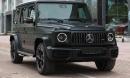 Được 'thay áo mới', ông vua địa hình Mercedes-AMG G63 2021 có giá lên tới hơn 12 tỷ đồng
