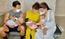Biểu cảm cưng hết nấc của cặp song sinh nhà Hà Hồ khi vào thăm em bé mới khiến dân tình 'lụi tim'
