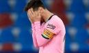 Hàng thủ thi đấu tệ hại, Barcelona sắp tan mộng vô địch La Liga