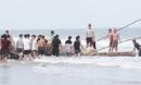 Xác định danh tính các học sinh bị sóng cuốn mất tích tại Nam Định