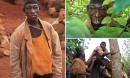 Sống trong rừng gần 20 năm, cậu bé 'người rừng' lần đầu tiên được tiếp xúc thế giới hiện đại
