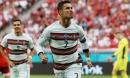 Ronaldo ghi cú đúp muộn màng, Bồ Đào Nha giành 3 điểm nhọc nhằn trước Hungary