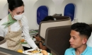 Đội tuyển Việt Nam được chăm sóc đặc biệt và đã về nước an toàn