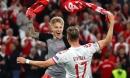 Euro 2020: Đan Mạch hồi sinh theo kịch bản không tưởng; Lukaku 'tuyên chiến' với Ronaldo