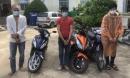 Băng nhóm mua ma tuý online rồi cướp xe máy của shipper ở Sài Gòn