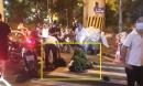 Hà Nội: Khống chế nhanh đối tượng đập phá cây ATM ngân hàng trong đêm