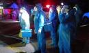 Đi chăm con ở bệnh viện, người phụ nữ làm ruộng dương tính với virus SARS-CoV-2