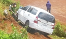 Gia Lai: Mâu thuẫn trong làm ăn, nam tài xế lái xe ô tô tông thẳng vào xe của người phụ nữ