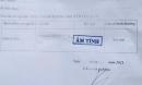 Điều dưỡng phòng khám bán 130 phiếu âm tính SARS-CoV-2 để trống thông tin người xét nghiệm