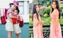 Hình ảnh con gái Quyền Linh ngày ấy và bây giờ gây bão MXH