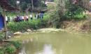Chồng bị cuốn vào cống nước ao cá tử vong, vợ đến cứu cũng bị cuốn vào