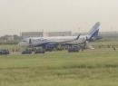 Máy bay Ấn Độ chở 154 người bốc khói khi hạ cánh