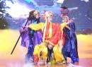 Bước nhảy Hoàn vũ nhí liveshow 2: Thí sinh nhí hóa thầy trò Đường Tăng