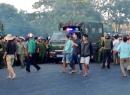 Trăm cảnh sát đấu súng với nhóm giang hồ ở Bình Thuận