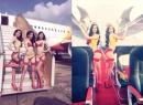 Vietjet Air mời Ngọc Trinh đóng quảng cáo khiến dân mạng mất ngủ