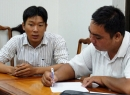 Vụ nã súng vào công an ở Bình Thuận: Long 'gà' đầu thú