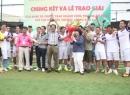 CLB bóng đá Ngôi sao Việt Nam vô địch cúp Bộ Công thương