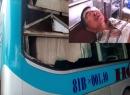 Ám ảnh của những chuyến xe khách bị ném đá