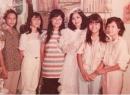 Cô dâu 18 tuổi Thanh Lam e ấp trong ngày cưới