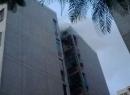 TP HCM: Cháy chung cư Mười mẫu, hàng trăm người hốt hoảng tháo chạy