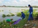 Phát hiện thi thể bé gái 3 tuổi đang phân huỷ trên sông Sài Gòn